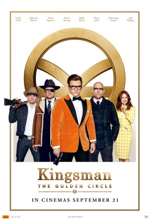 Kingsman: The Golden Circle Film Poster