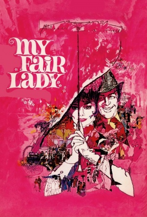 My Fair Lady Film Poster