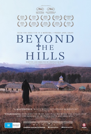 Beyond the Hills Film Poster