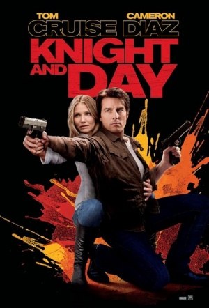 Knight and Day Film Poster