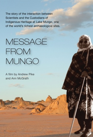 Message from Mungo