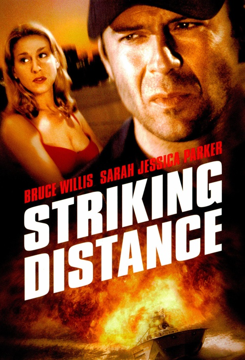 Striking Distance Film Poster