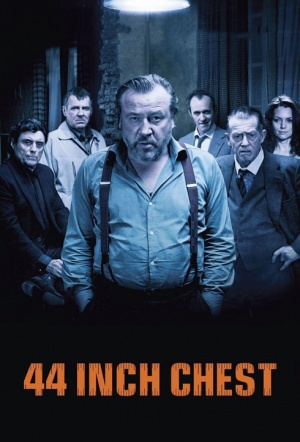 44 Inch Chest Film Poster