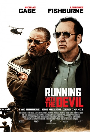 Running with the Devil Film Poster