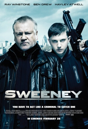 The Sweeney Film Poster