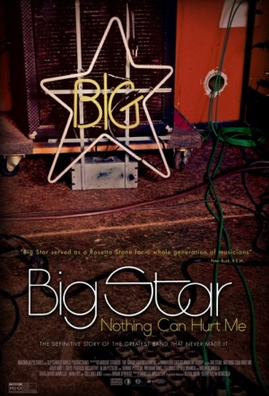 Big Star: Nothing Can Hurt Me Film Poster