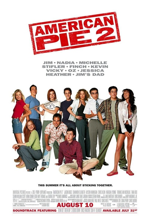 American Pie 2 Film Poster