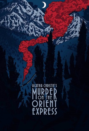 Murder on the Orient Express (1974) Film Poster