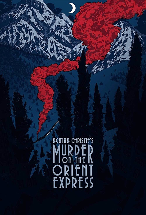 Murder on the Orient Express (1974)
