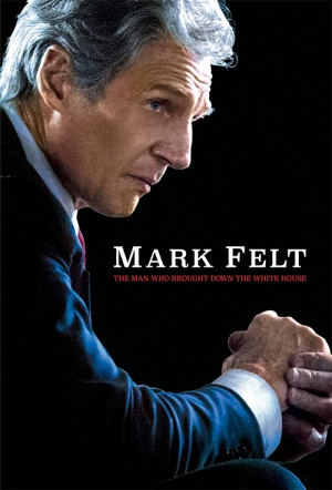 Mark Felt: The Man Who Brought Down the White House Film Poster