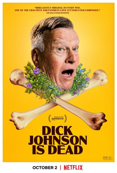 Poster for Dick Johnson Is Dead | Flicks.com.au