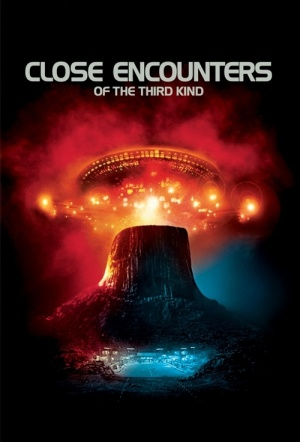 Close Encounters of the Third Kind Film Poster