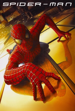 Spider-Man Film Poster