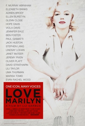 Love, Marilyn Film Poster