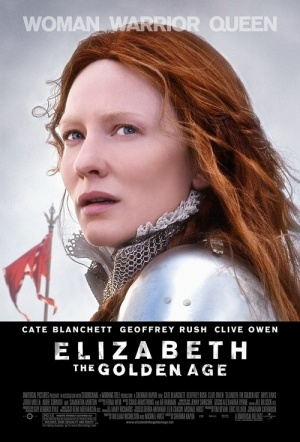 Elizabeth: The Golden Age Film Poster