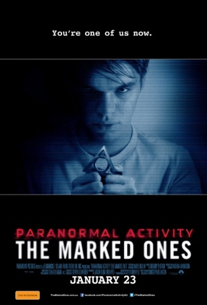 Paranormal Activity: The Marked Ones Film Poster