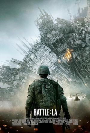 World Invasion: Battle Los Angeles Film Poster
