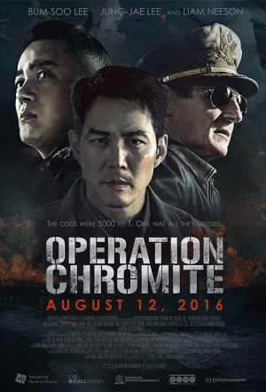 Operation Chromite Film Poster