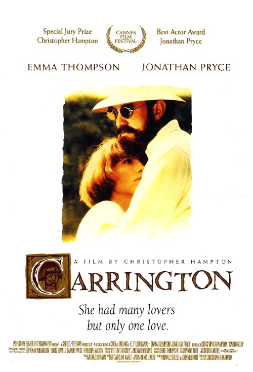 Carrington Film Poster