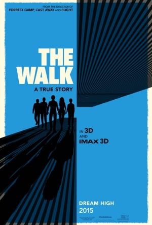The Walk 3D Film Poster