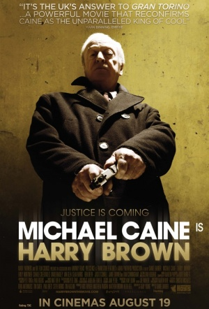 Harry Brown Film Poster