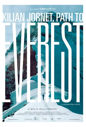 Kilian Jornet: Path to Everest Film Poster