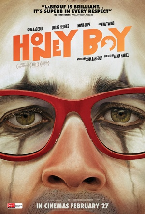 Honey Boy Film Poster