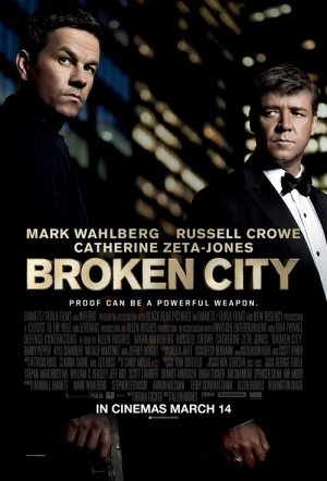 Broken City Film Poster