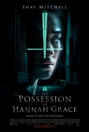 The Possession of Hannah Grace Film Poster