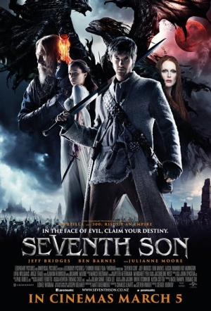 Seventh Son 3D Film Poster