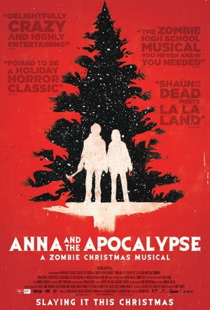 Anna and the Apocalypse Film Poster