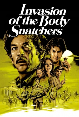 Invasion of the Body Snatchers (1978) Film Poster