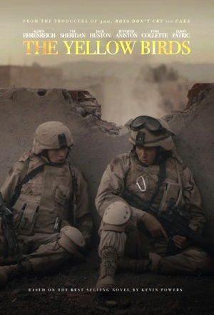 The Yellow Birds Film Poster