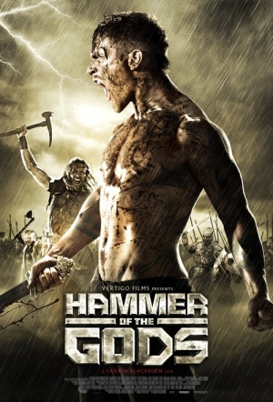Hammer of the Gods Film Poster