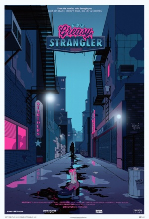 The Greasy Strangler Film Poster