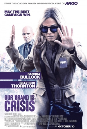 Our Brand is Crisis Film Poster