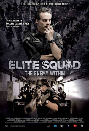 Elite Squad 2: The Enemy Within Film Poster