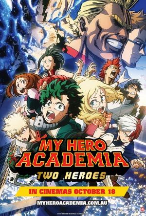 My Hero Academia: The Two Heroes (English subtitles)