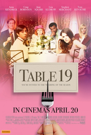 Table 19 Film Poster
