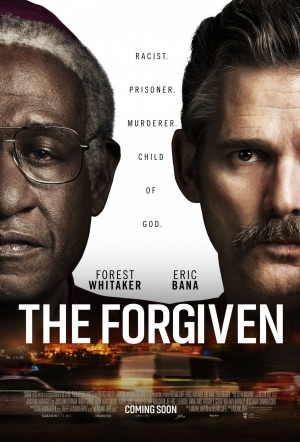 The Forgiven (2018) Film Poster