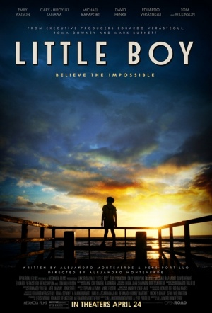 Little Boy (2015) Film Poster