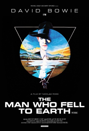 The Man Who Fell to Earth Film Poster