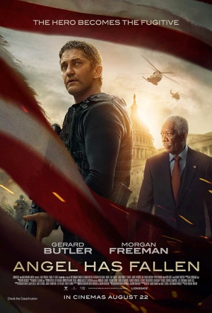 Angel Has Fallen Film Poster