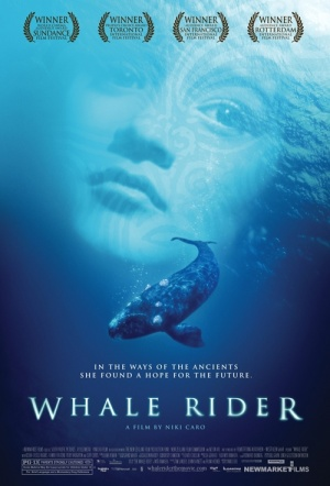 Whale Rider Film Poster