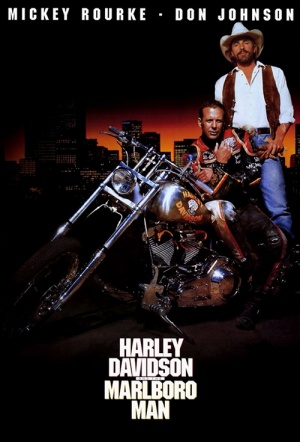 Harley Davidson and the Marlboro Man Film Poster