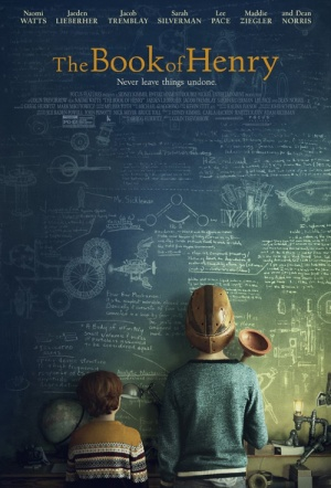 The Book of Henry Film Poster