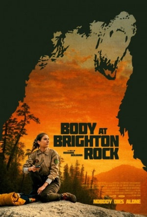 Body at Brighton Rock Film Poster