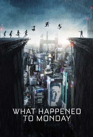 What Happened to Monday? Film Poster