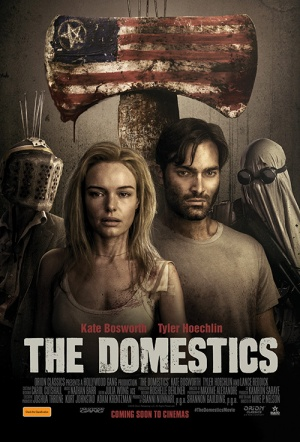 The Domestics Film Poster