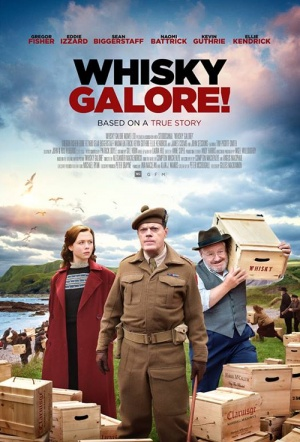 Whisky Galore Film Poster